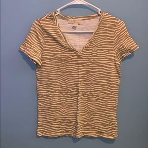 Women's Michael Kors T-shirt size small